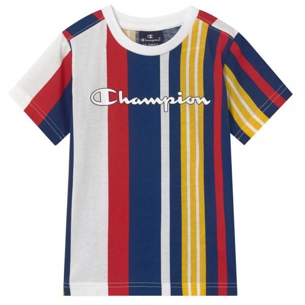 CHAMPION T-SHIRT M C BAMBINO