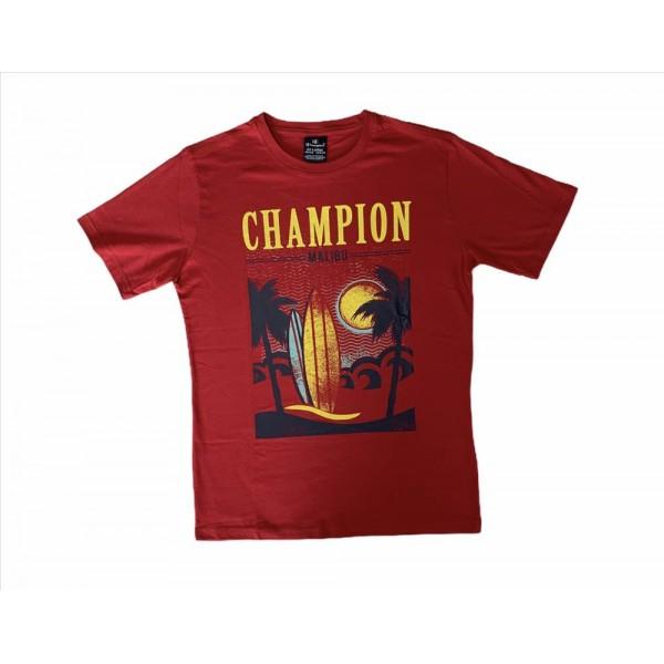 CHAMPION CREWNECK T-SHIRT...