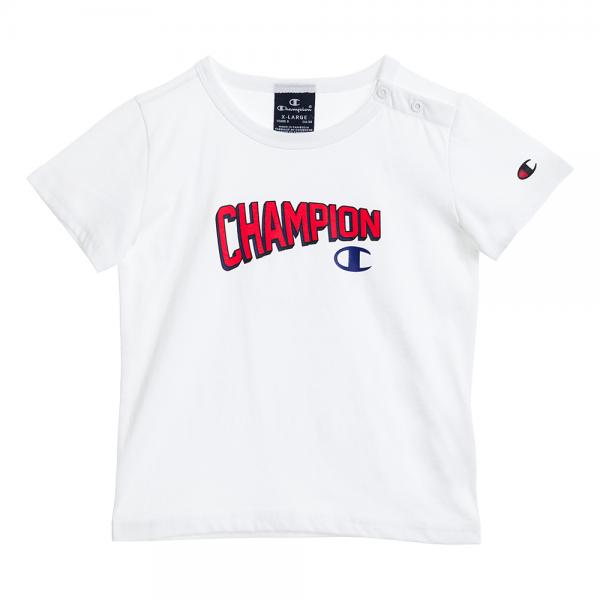 CHAMPION T-SHIRT M C COTONE...
