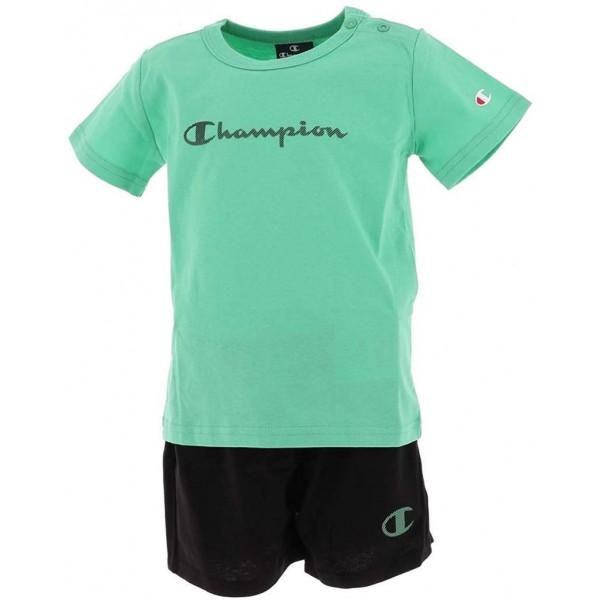 CHAMPION COMPLETO T-SHIRT M...