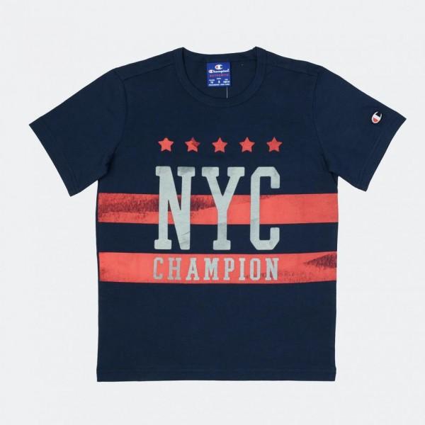 K T-SHIRT BOY CHAMPION