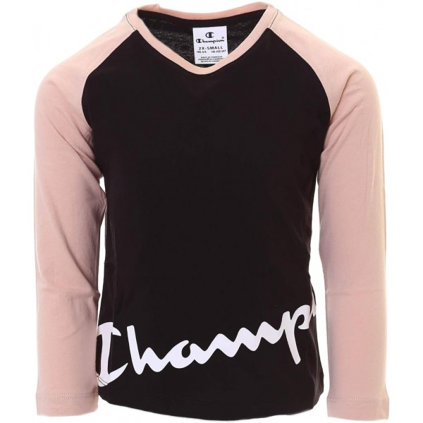 CHAMPION - T-SHIRT M L BAMBINA