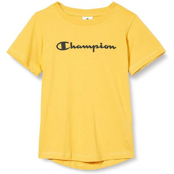 CHAMPION T-SHIRT M C BAMBINA