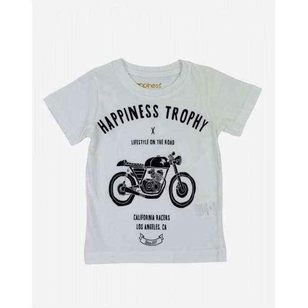 HAPPINESS T-SHIRT KIDS B1582