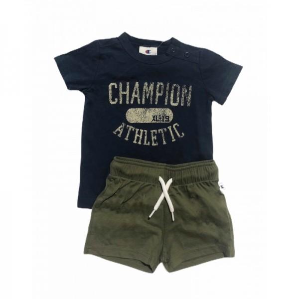 COMPLETO BABY  CHAMPION